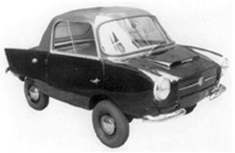 Meadows Frisky - The 1958 Frisky Coupe