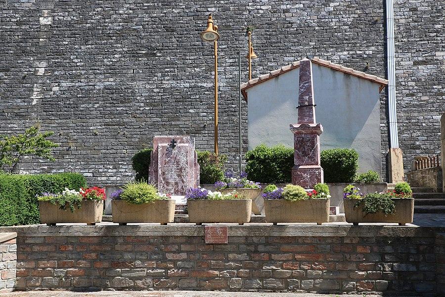 Courniou (Hérault) - monument aux morts