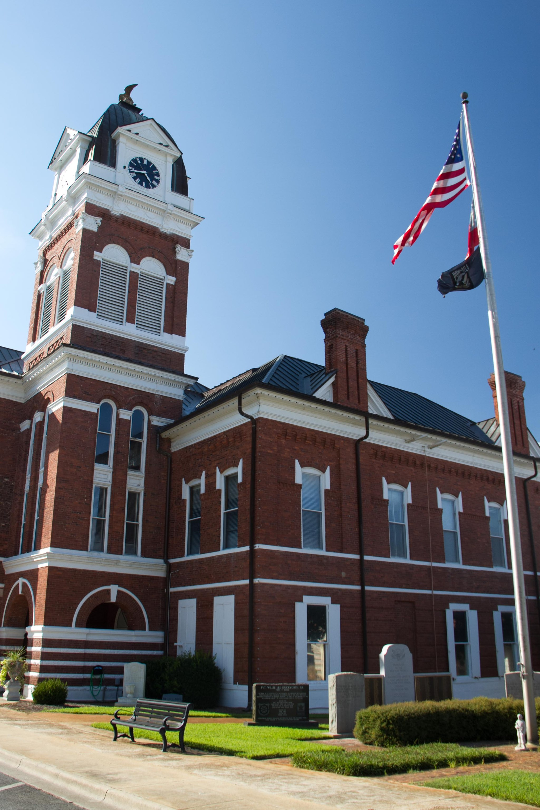 Courthouse in Sandersville