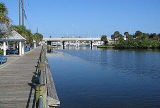 Crane Creek (Melbourne, Florida) River in Florida, United States