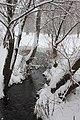 Creek inlet at Ivacsi Lake, Veresegyház, HU - panoramio.jpg