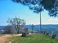 Creu a Sant Adjutori, Olost - panoramio.jpg