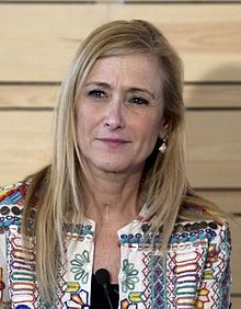 Cristina Cifuentes 2015h (cropped).jpg