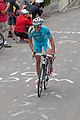 Critérium du Dauphiné 2014 - Etape 7 - Lieuwe Westra à Finhaut.jpg