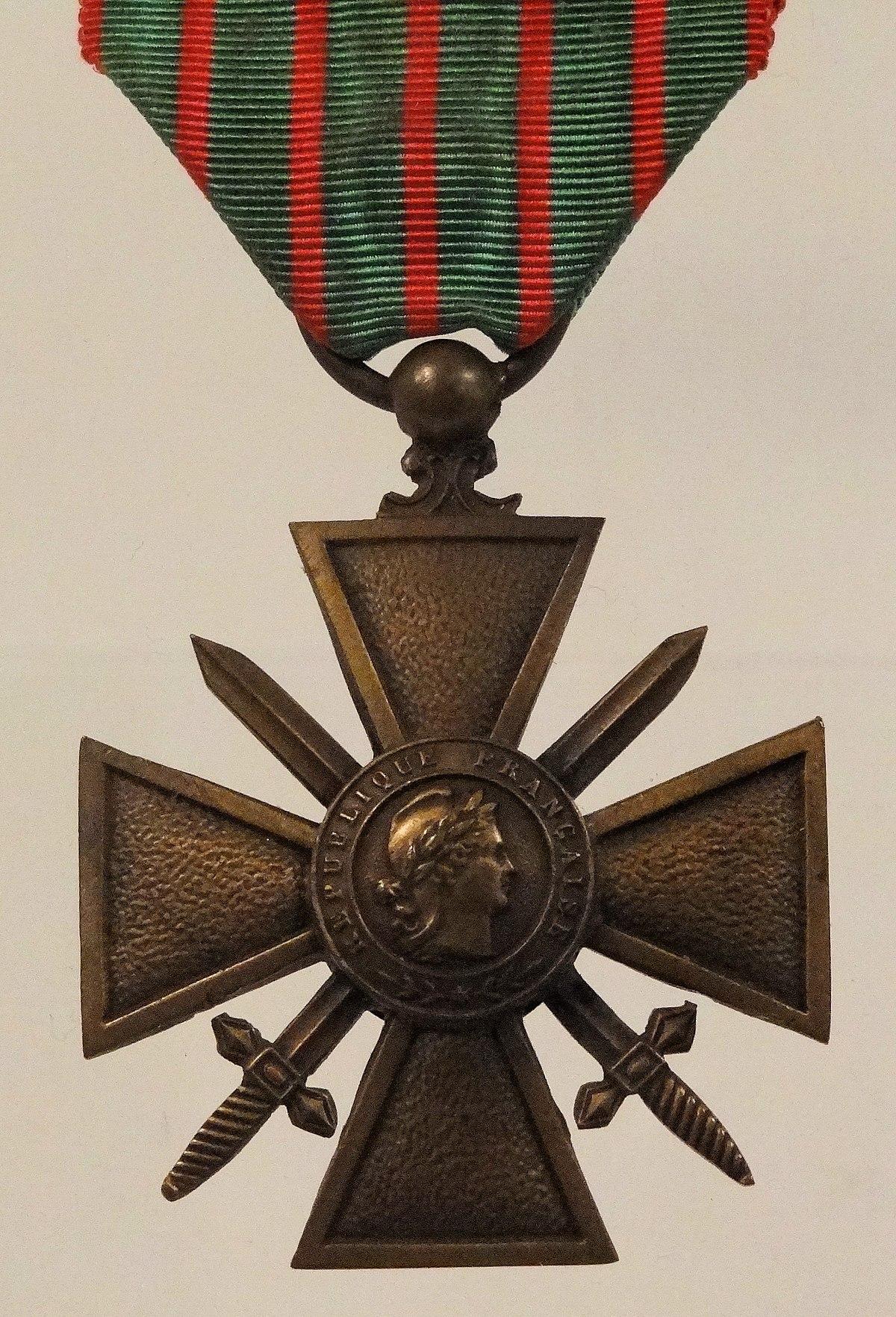 Croix de Guerre - Wikipedia