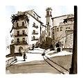 Croquis- ruelle de Nice - France (5820546530).jpg