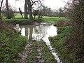 Crossing Knee Brook (1) - geograph.org.uk - 1619849.jpg