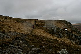 Crow Craigies during the Eastern Cairngorm Challenge. - geograph.org.uk - 176103.jpg