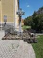 Crucifix, Szent István Square, 2017 Szolnok.jpg
