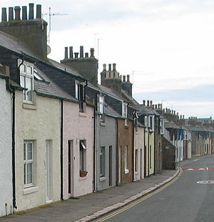 Cruden Bay - Harbour Street, Cruden Bay