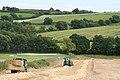 Cullompton, gathering straw - geograph.org.uk - 886671.jpg
