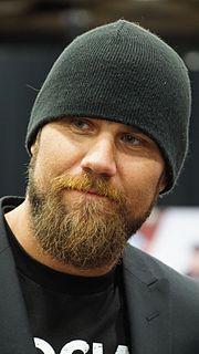 Curtis Axel American professional wrestler
