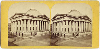 Boston Custom House - Custom House, 19th century