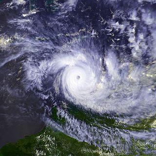 Cyclone Thelma Category 5 Australian region cyclone in 1998