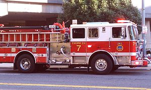 District of Columbia Fire and Emergency Medical Services Department - DCFD Engine 7