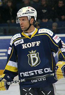 Dale Clarke Canadian ice hockey player