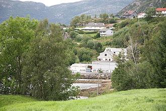 Dalsøyra - View of Dalsøyra