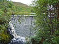 Dam on the Allt Duisdale - geograph.org.uk - 1456729.jpg