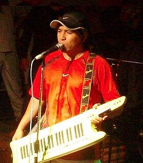 Pablo Lescano Argentinian musician