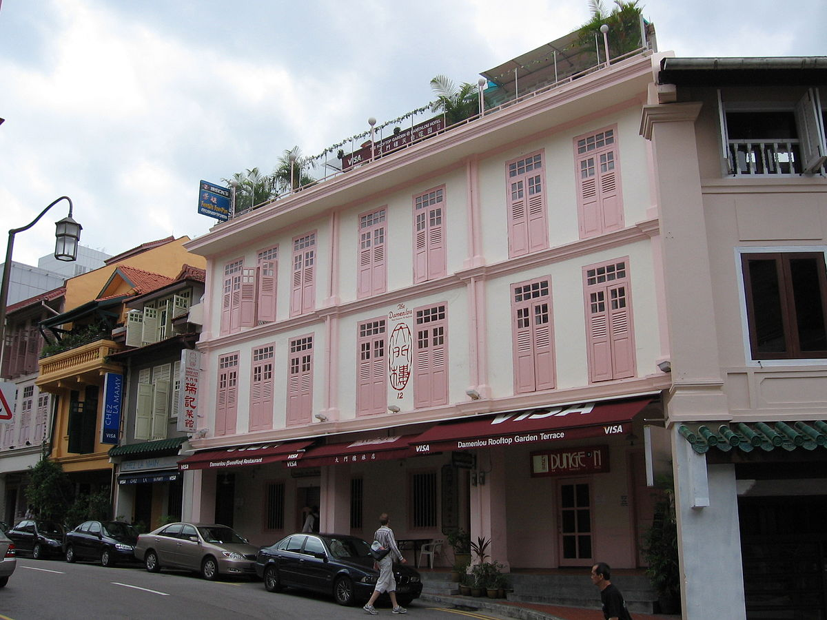 List of hotels in Singapore - Wikipedia