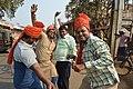 Dancing Barajatri - Odia Hindu Wedding Ceremony - Kamakhyanagar - Dhenkanal 2018-01-24 7734.JPG