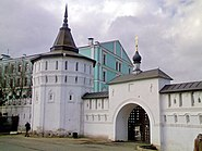 Danilov monastery 13