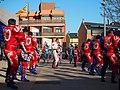 Dansa boliviana amb Caporales San Simón USA P5120037.jpg