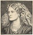 Dante Gabriel Rossetti - Portrait of Annie Miller.jpg