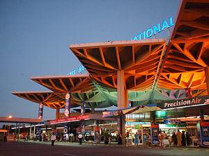 Dar es Salaam: Dar es Salaam Airport