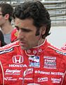 Dario Franchitti 2009 Indy 500 Carb Day.JPG