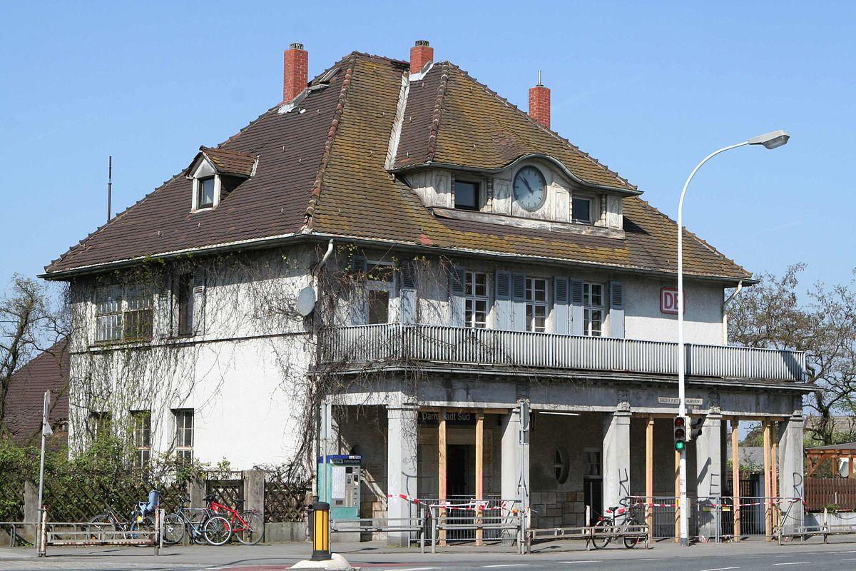 Küchen Süd Frankfurt ~ darmstadt süd station wikipedia