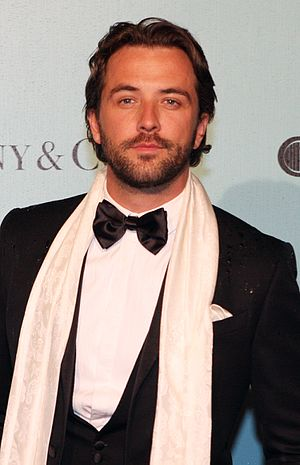 Darren McMullen - McMullen at the Sydney premiere of the 2013 film The Great Gatsby