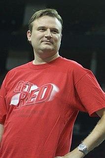 Daryl Morey American basketball executive