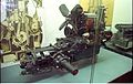 Dauphine - Car Engine - 4 Stroke 4 Cylinder 30 bhp 4250 rpm - Motive Power Gallery - BITM - Calcutta 2000 153.JPG