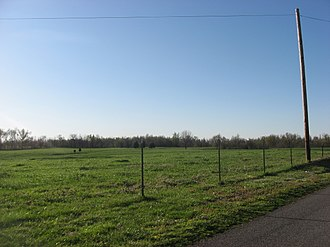 National Register of Historic Places listings in Ballard County, Kentucky - Image: David Polk Juett Farmstead