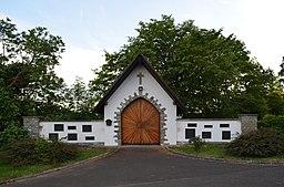 Daxweiler, Friedhof, Kriegerdenkmal
