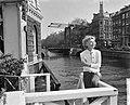 De beroemde Duitse filmster Lilian Harvey in Amsterdam, Bestanddeelnr 910-3073.jpg