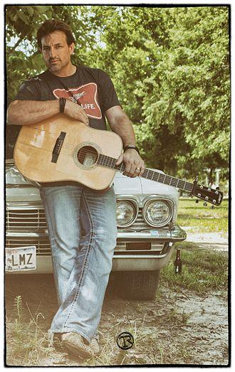 Tony Ramey - Official Photo - Tony Ramey