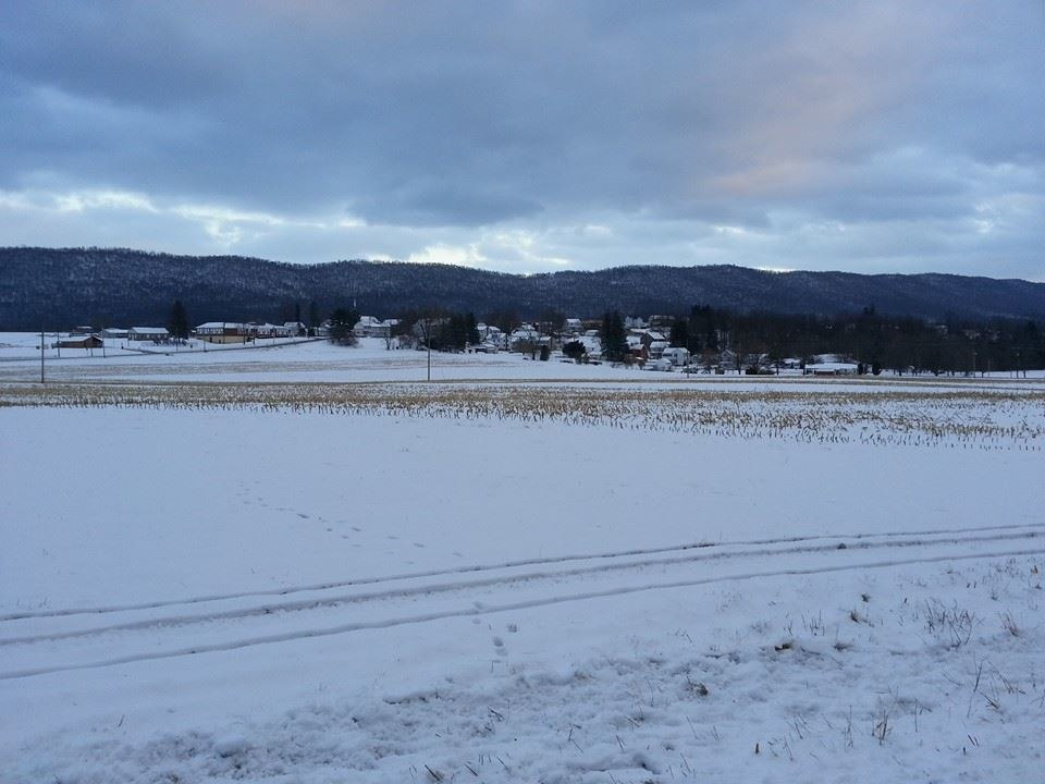 December 2013 Fannettsburg PA Franklin County Pennsylvania