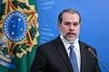 Declarações à Imprensa referentes ao Corona vírus em 18 de março de 2020 - Palácio do Planalto 10.jpg