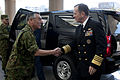 Defense.gov News Photo 101209-N-0696M-103 - Chairman of Japan s Joint Chiefs of Staff Gen. Ryoichi Oriki greets Chairman of the Joint Chiefs of Staff Adm. Mike Mullen in Tokyo Japan on Dec.jpg