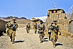 Defense.gov News Photo 120229-A-8536E-817 - U.S. Army soldiers prepare to conduct security checks near the Pakistan border at Combat Outpost Dand Patan in Afghanistan s Paktya province on.jpg