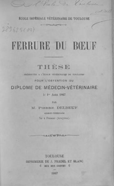File:Delbeuf - Ferrure du bœuf.djvu