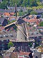 Delft Blick von der Nieuwe Kerk auf De Roos.jpg