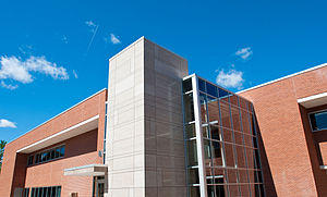 Delta College (Michigan) - Delta College Health Professions Building