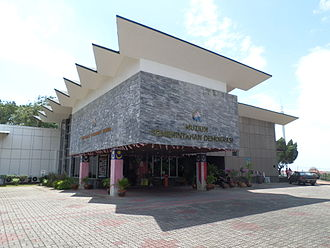 Melaka State Legislative Assembly - Former Malacca State Legislative Assembly building which is now the Democratic Government Museum.