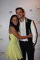 Dena Kaplan & Ryan Corr, AACTA Awards 2012.jpg