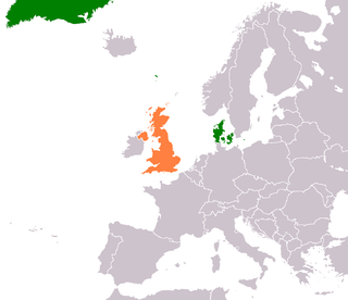 Denmark–United Kingdom relations Diplomatic relations between the Kingdom of Denmark and the United Kingdom of Great Britain and Northern Ireland