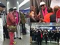 Dennis Rodman at Beijing airport.jpg