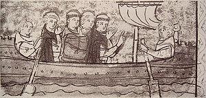 Odoric of Pordenone - The departure of Odoric